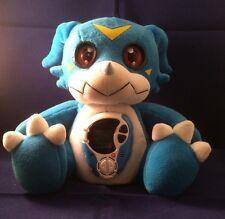 Digimon Digital Monsters Talking Interactive Veemon Electronic Plush Alarm clock
