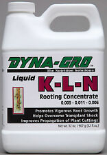Dyna-Gro 128oz K-L-N Rooting Hormone Concentrate Gallon