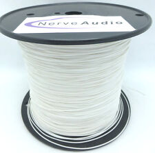 Nerve Audio SCH-24S Solid Core 24 AWG Silver Plated Copper Hook-up wire