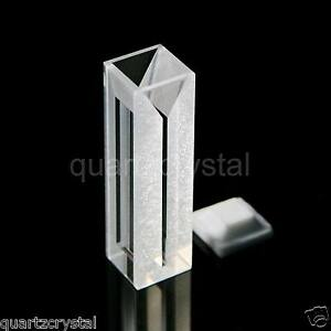 Micro Fluorescence Quartz Cuvette 1cm 0.7mL Cell Quartz Cell Quartz Cells
