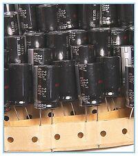 (2pcs) 22uf 450v Panasonic Radial Electrolytic Capacitors.16x25mm EB 450v22uf