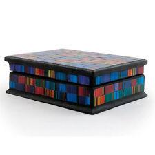 Glass Decorative Trinket Boxes