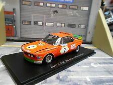 BMW 3.0 CSL Gr.5 Paul Ricard TWEM 1973 #2 Ickx Hunt Jägermeister NEU Spark 1:43