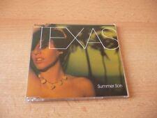 Maxi CD Texas - Summer Son - 1999