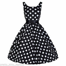 Unbranded Polka Dot Regular Size Dresses for Women