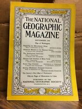 National Geographic September 1948 Issue - Volume XCIV Number Three (NG8)