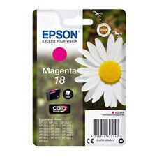Genuine Epson 18 Daisy Magenta Ink Cartridge (T1803)