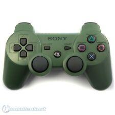 PS3 - Original DualShock 3 Wireless Pad #grün-schwarz / Jungle-Green [Sony]