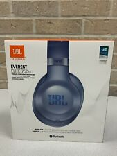 JBL EVEREST ELITE 750NC WIRELESS/ANC HEADPHONES - STEEL BLUE *LIMITED* *NEW*