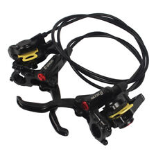 Mountain Bike MTB Hydraulic Disc Brakes Set Front & Rear Kit Cycling Oil Disc