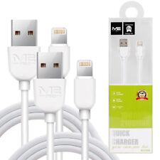 3x Premium Ladekabel Datenkabel für Appel iPhone ipad ipod USB Air X 8 7 6 5 s