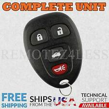 Replacement for Buick Chevy Pontiac Saturn Entry Keyless Remote Car Key Fob 4b