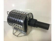 Tostacastagne Ferraboli 601 elettrico batterie tosta castagne fuoco gas - Rotex