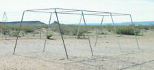"30' BASEBALL / SOFTBALL SLANT LEG BATTING CAGE 1"" FITTINGS ONLY"