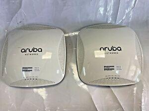 2 PCS LOT Aruba Networks 1300Mbps 2 Ports Wireless Router (APIN0225)