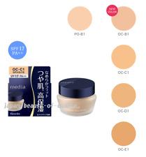Made in JAPAN Kanebo media Cream foundation N 25g SPF17 PA++