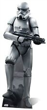 Stormtrooper Star Wars Battle Pose Cardboard Cutout / Stand Up / Standee Force