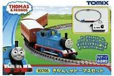 Tomix N Gauge Thomas the Tank Engine Set Free Shipping from UK - With UK Adaptor