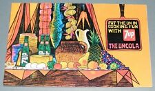 1969 Put the Un in Cooking Fun with 7-Up Cookbook