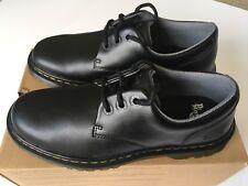 DR MARTENS Black KENT Leather Shoe Doc Martens Shoes Mens US Size 10 New/Box