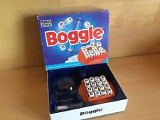 Vintage Boggle 3 minute word board game by Parker VGC