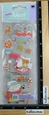 Jolee's SANTAS TREATS Boutique Stickers COOKIES FOR SANTA