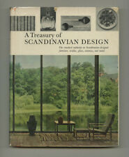 1961 Eric Zahle SCANDINAVIAN DESIGN TREASURY Finn JUHL Stig LINDBERG Marimekko