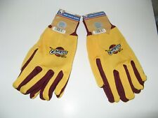 TWO  PAIR OF CLEVELAND CAVALIERS, SPORT UTILITY GLOVES FROM FOREVER COLLECTABLE