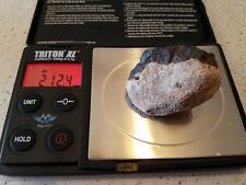 Authentic meteorite Space Fossil Rock Collectible Fragment meteor Lunar Moon #32