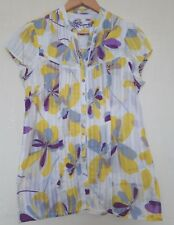 Beautiful embellished MONSOON longer length top size 12