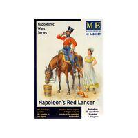 Napoleons Red Lancer, Napoleonic Wars Series 1/35 Masterbox