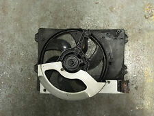Rover 200 25 400 45 MG ZR ZS radiator cooling fan -non a/c models PGF101140