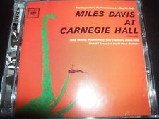 Miles Davis ‎– Miles Davis At Carnegie Hall - The Complete Concert 2 CD – New