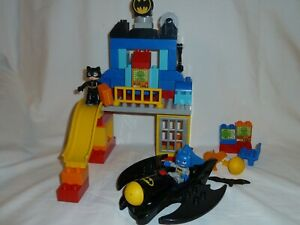 Lego Duplo 10545 Batcave Adventure 100% complete without box