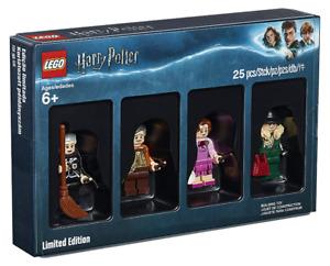 LEGO Harry Potter 5005254 Hogwarts Professors - Retired Set - NISB - 1p Start NR