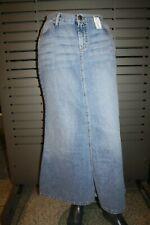 Mavi Jeans Skirt 13819-509 Lghttropic Stone Blue Washed New