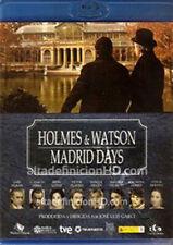 Holmes & Watson: Madrid Days NEW Cult Blu-Ray Disc José Luis Garci Gary Piquer