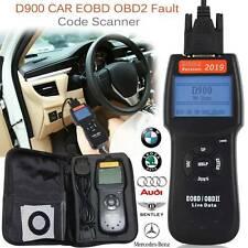 New Universal Car Fault Code Reader D900 OBD2 EOBD CAN Diagnostic Scanner Tool