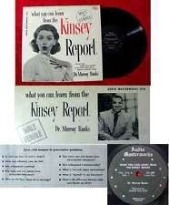 LP Kinsey Report - Dr. Murray Banks (1956)