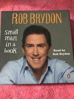 ROB BRYDON - SMALL MAN IN A BOOK - 8 CD's, 9 HOURS - AUDIO BOOK 8 DISC SET