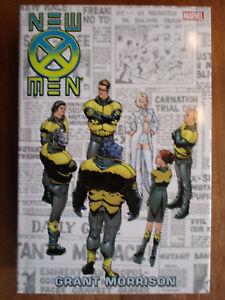 Marvel Grant Morrison New X-Men Omnibus Hardcover