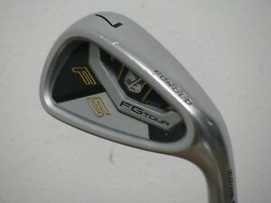 """Wilson FG Tour F5 Forged 7 Iron Stiff KBS Tour Steel """"FROM A SET"""" Very Nice!!"""