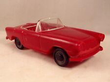 Ancien jouet voiture rare miniature Simca décapotable Création Clé n°17  1/32
