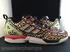 Adidas ZX Flux x Extra Butter Chief Diver D69376 Size 10.5 LIMITED DS