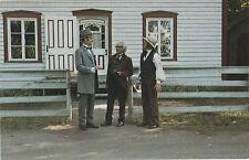 Carte Postale Maison Dion-Beaulieu Village d'Antan DRUMMONDVILLE Quebec Canada