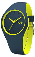 Ice-WATCH Montre femmes Ice Duo Hiver Safety Bleu S 012970