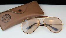 Vintage Ray Ban L1711 VVAS Photochromic Tortuga Outdoorsman Sunglasses 62 [] 14
