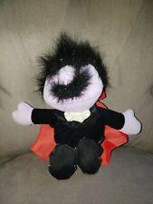 """Tyco Beans Sesame Street Mumford Bean 7"""" Stuffed Toy Plush Vintage 1997"""