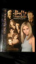 Buffy the Vampire Slayer Roleplaying Game Book Hardcover