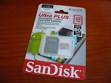 SanDisk 32GB Class 10 mcirosdhc Memory Card for Samsung Galaxy AT&T Verzion